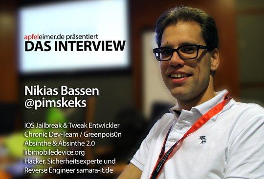EXKLUSIV: iOS Jailbreak Entwickler @pimskeks Nikias Bassen im Interview! 1
