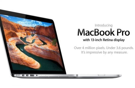 MacBook Pro mit Retina-Display: Erstes Modell nun Vintage 11