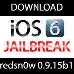 iOS 6 Jailbreak: Download Redsn0w 0.9.15b1!