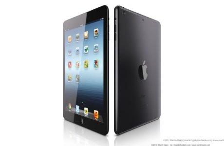 Hübsche iPad Mini Fotos / Renderings