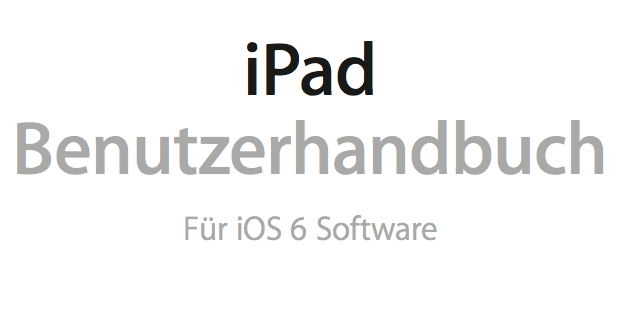 apple ipad mini manual pdf