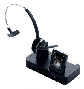 Jabra PRO 9470 - Oberklasse Headset für iPhone, Mac und Telefon 2