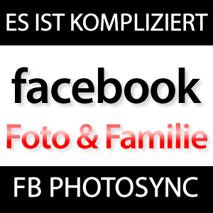 Facebook Photosync & Beziehungsstatus!