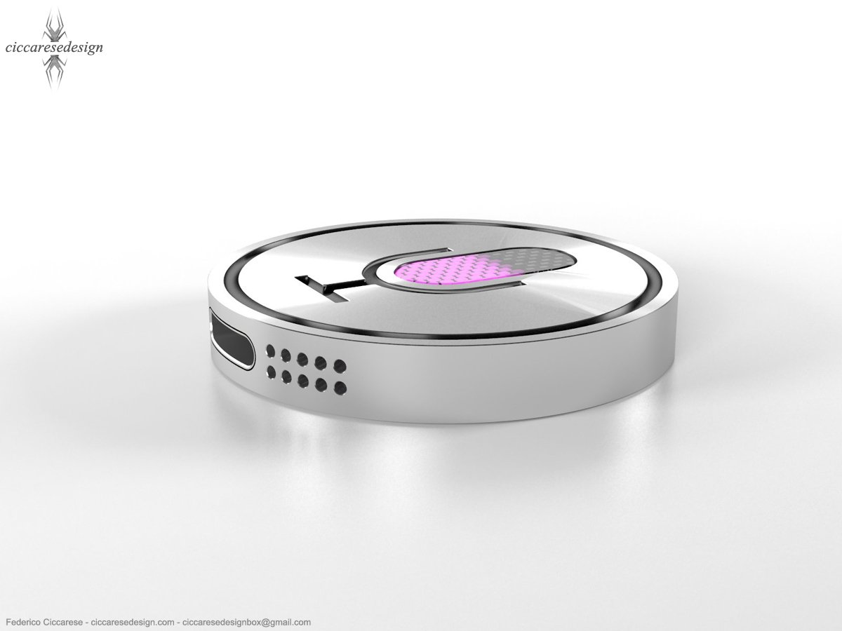 iSiri: Siri iWatch Armband Sprachassistent Konzept (Foto & Video) 2