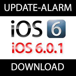 Download iOS 6.0.1 - Apple Bugfix Update!