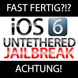 iOS 6.0.1 Jailbreak (untethered Jailbreak iOS 6.0.1)