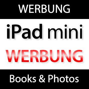 iPad mini Werbung im Video: Photos & Books
