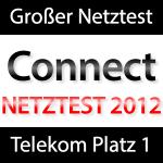 Netztest 2012: Telekom weiter bestes Netz!