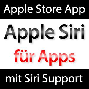 Siri Sprachsteuerung für Apps?