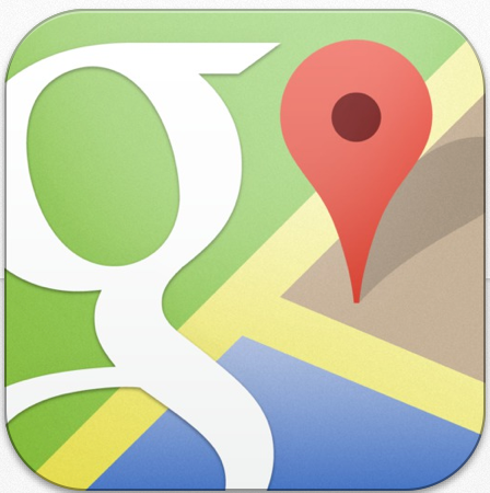 Download Google Maps für iOS 6
