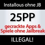 25PP: neues Installous für iPhone 5 & Co. ohne Jailbreak! 25pp installous iphone 5 150x150