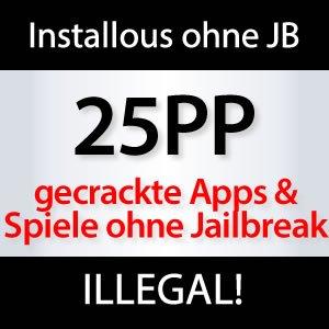 Installous iPhone 5 iOS 6.0.2