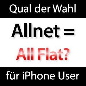 Allnet Flat = All Flat?
