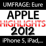 Umfrage: Eure Apple Highlights 2012 apple higlights 2012 150x150