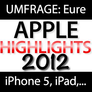Apple Highlights 2012!
