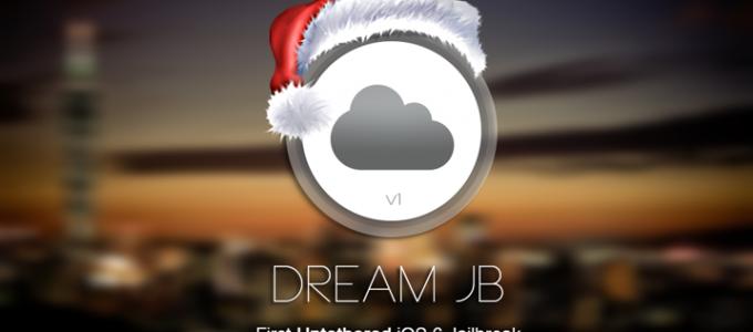 Dream Jailbreak Video Beweis iOS 6 Jailbreak für iPhone 5?