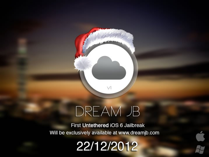 Nur ein Traum: DreamJB / Dream Jailbreak   iOS 6 untethered Jailbreak am 22.12.2012? (UPDATE) dream