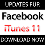 UPDATE: iPhone / iOS App Facebook 5.3 & iTunes 11.0.1 facebook itunes 11 update 150x150