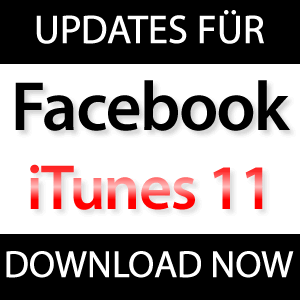 Update Facebook iOS App 5.3 & iTunes 11.0.1 Download