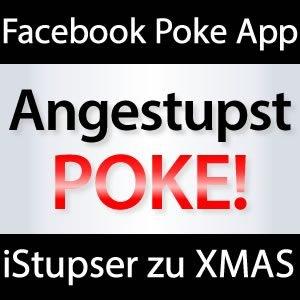 Poke - Stupsen mit Facebook Poke