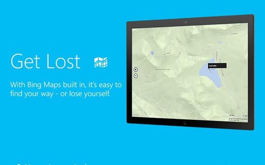 Get Lost Bing Anti Apple