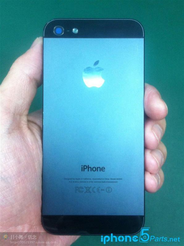 """iPhone 5S - Fotos der """"neuen"""" iPhone 5S Rückseite & Innenleben? 3"""
