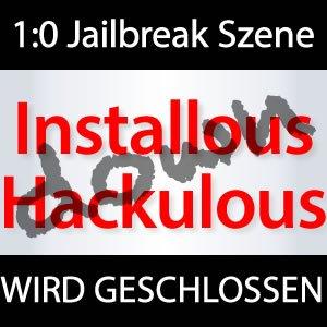 Installous Hackulous Down!