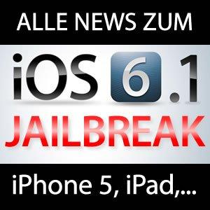 iOS 6.1 Jailbreak!