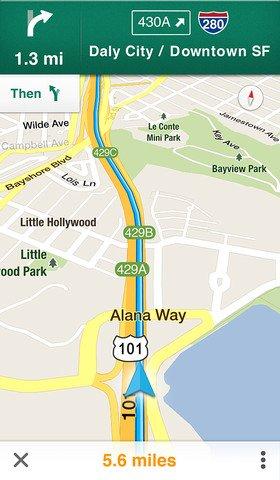 Google Maps iOS 6 Download: besser als für Android, kostenlos ... on