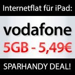 Vodafone Internet Flat 5 GB 5,49 EUR?