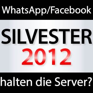 Silvester WhatsApp Facebook!
