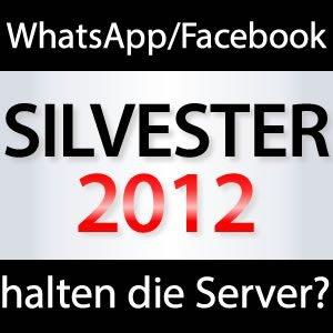Silvester WhatsApp Facebook!