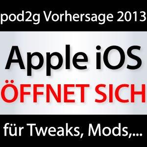 pod2g: Apple iOS wird offen!