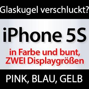 iPhone 5S wird bunt?
