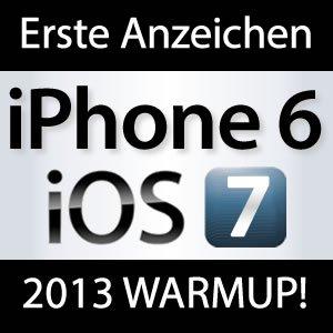 2013 Apple iOS 7 iPhone 6!