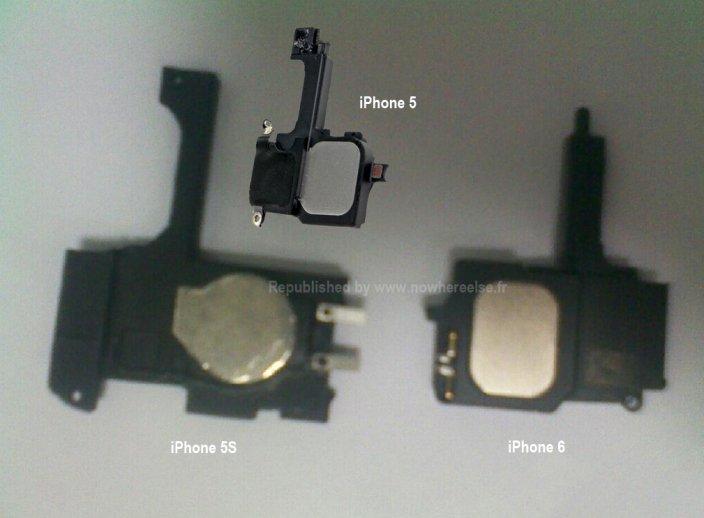 Erste Bauteil-Fotos von iPhone 5S & iPhone 6 geleaked? 2
