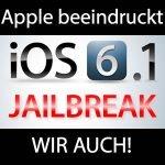 Apple beeindruckt vom Jailbreak!