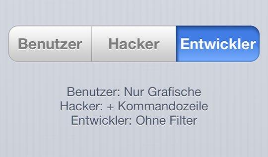 Cydia Umfrage: Benutzer, Hacker oder Entwickler? 2