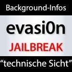 Evasi0n Jailbreak Erklärung