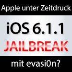 iOS 6.1.1 Jailbreak?