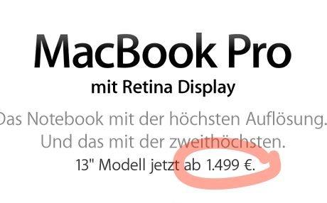 "Neues ""Billig Macbook Pro Retina"" ist da! 4"