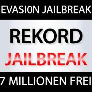 Evasi0n Rekord-Jailbreak!