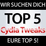 Youtube TOP 5 Cydia Tweaks!