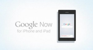 Google Now für iOS   iPhone & iPad Vorschau Video geleakt?  3 11 2013googlenowios 300x162
