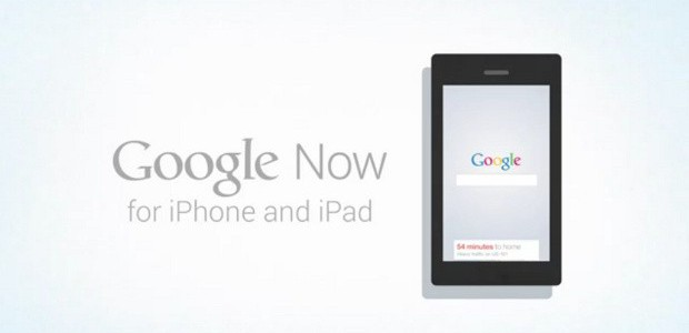 Google Now iPhone iPad Video!