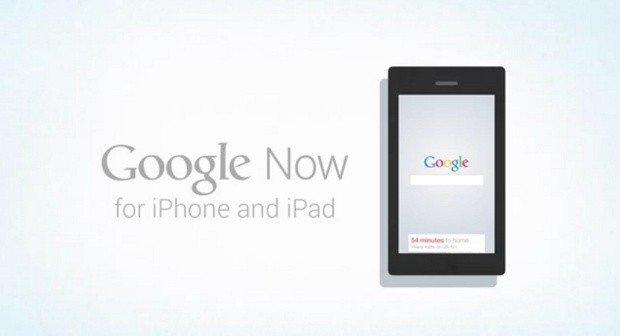 Google Now iPhone iPad Video!