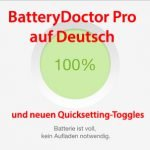BatteryDoctor Pro 3.8.0 in Deutsch!