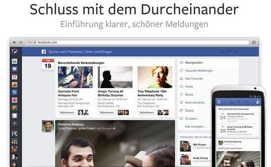neue facebook anmeldung