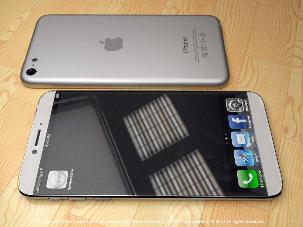 iphone 6 apple phablet kommt september 2014 mit 5 zoll. Black Bedroom Furniture Sets. Home Design Ideas