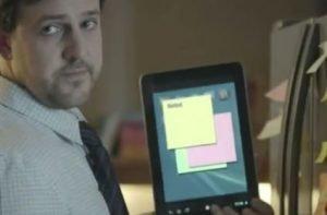 iPad vs. Paper